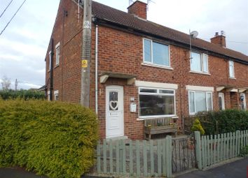 Thumbnail 2 bed end terrace house for sale in Castlereagh Close, Long Newton, Stockton-On-Tees