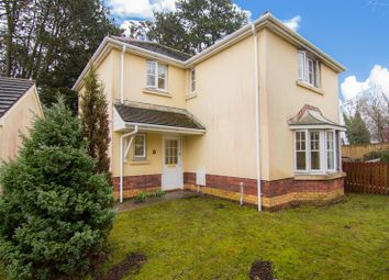 Thumbnail 4 bed detached house for sale in Clos Bronwydd, Ebbw Vale