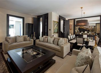 Thumbnail 4 bed detached house for sale in Hamilton Terrace, St John's Wood, London