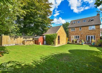 Thumbnail 4 bed detached house for sale in Foundry Lane, Copford, Colchester