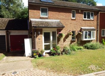 Thumbnail 4 bed detached house for sale in Hurst Hill, Walderslade, Kent