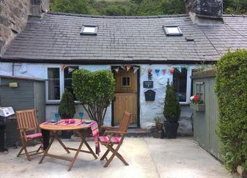 Thumbnail 2 bed terraced house for sale in Sportsman Row, Gyrn Goch, Caernarfon, Gwynedd