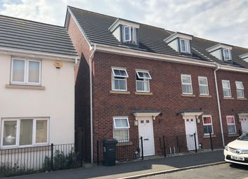 Thumbnail 4 bed end terrace house to rent in Onwall Road, Shard End, Birmingham, West Midlands