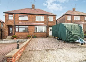 Thumbnail 3 bed semi-detached house for sale in Westmoor Rise, Bramley, Leeds