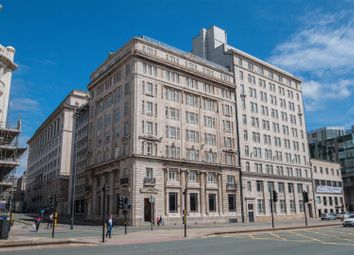 Thumbnail 1 bed flat for sale in West Africa House, 25 Water Street, Liverpool