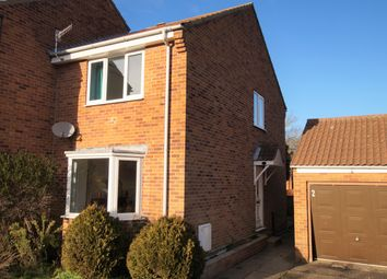 Thumbnail 2 bed semi-detached house for sale in Caburn Close, Scarborough