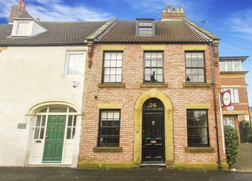 Thumbnail 4 bed terraced house for sale in Percy Street, Tynemouth, Tyne And Wear