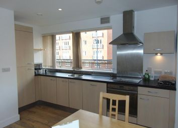 Thumbnail 1 bedroom flat to rent in Canal Wharf, Waterfront Walk
