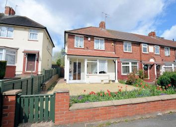 Thumbnail 3 bed end terrace house for sale in Mansion Crescent, Bearwood, Smethwick