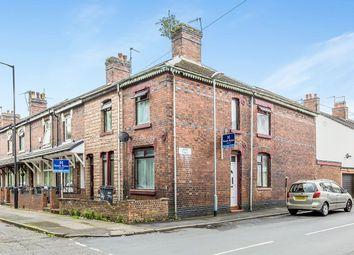 Thumbnail 2 bedroom terraced house for sale in Elder Road, Burslem, Stoke-On-Trent