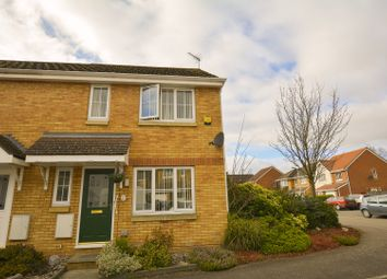 Thumbnail 3 bed end terrace house for sale in Blunden Drive, Slough