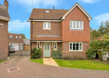 Thumbnail 4 bedroom detached house for sale in Waddling Lane, Wheathampstead, St. Albans
