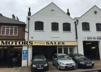 Thumbnail Industrial for sale in St John's Road, Hove