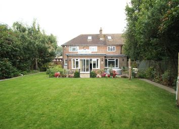 Thumbnail 6 bed semi-detached house for sale in Crewes Avenue, Warlingham