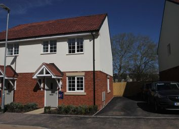 Thumbnail 3 bedroom semi-detached house for sale in Knight Road, Wells