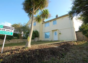 Thumbnail 2 bed semi-detached house for sale in Croydon Gardens, Plymouth