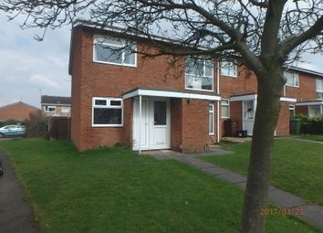 Thumbnail 2 bed maisonette to rent in Greenland Rise, Solihull