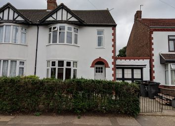 Thumbnail 3 bedroom semi-detached house to rent in Priory Road, Peterborough