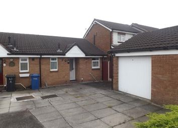 Thumbnail 1 bed bungalow for sale in Gairloch Close, Fearnhead, Warrington, Cheshire