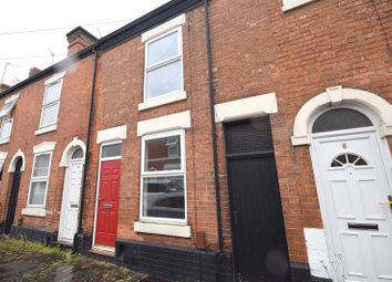 Thumbnail 2 bedroom terraced house to rent in Twyford Street, Derby