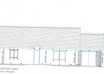 Thumbnail 3 bed detached bungalow for sale in Plot 35, Cwrt Deri, Cwmann, Lampeter, Carmarthenshire