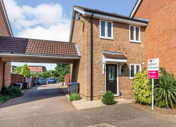 Thumbnail 2 bed end terrace house for sale in The Briars, Hertford