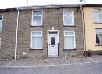 2 bed terraced house for sale in George Street, Blaenllechau, Ferndale CF43