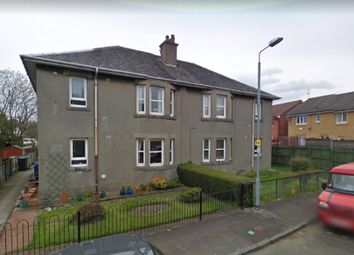 Thumbnail 2 bed flat for sale in Boghead Avenue, Dumbarton, West Dunbartonshire