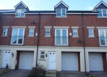 Thumbnail 3 bed town house to rent in Occupation Lane, Edwinstowe, Mansfield