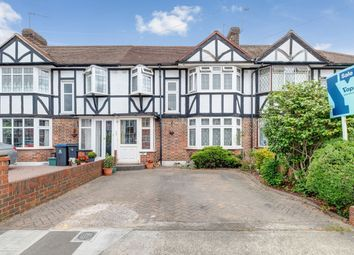 Thumbnail 3 bed terraced house for sale in Cardinal Avenue, Kingston Upon Thames
