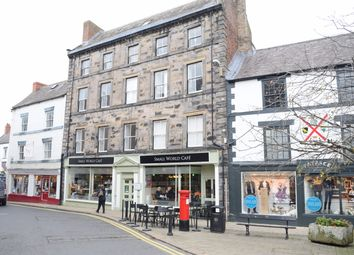 Thumbnail 2 bedroom flat to rent in Back Row, Hexham