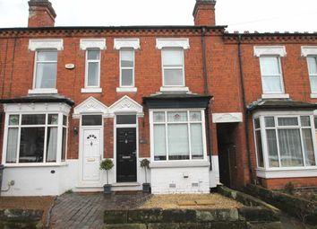 Thumbnail 3 bedroom terraced house for sale in Earls Court Road, Harborne, Birmingham