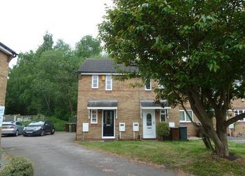 Thumbnail 1 bed end terrace house to rent in Furndown Court, Doddington Park, Lincoln