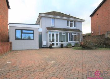 Thumbnail 3 bed detached house to rent in Elmbridge Road, Longlevens, Gloucester