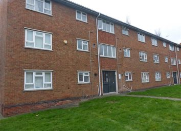 Thumbnail 1 bed flat to rent in Tuckers Road, Loughborough