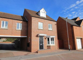 Thumbnail 4 bedroom link-detached house for sale in Dorrigan Close, St. Georges Park, Lincoln