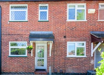 Thumbnail 2 bed end terrace house for sale in Gorse Lane, Syston, Leicester, Leicestershire