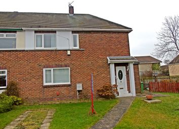 Thumbnail 2 bed semi-detached house for sale in Myrtle Grove, Trimdon, Trimdon Station