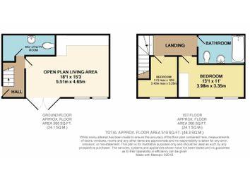 2 bed flat for sale in 5 Cowper Street, Knighton Fields LE2