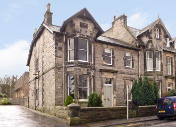 Thumbnail 4 bed town house for sale in Ravelston Terrace, Edinburgh
