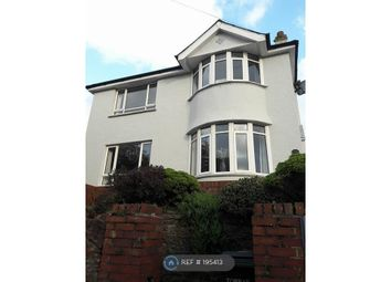 Thumbnail 3 bed detached house to rent in Southfield Road, Paignton