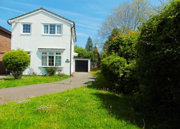 Thumbnail 3 bedroom detached house for sale in St. Gwynnos Close, Dinas Powys