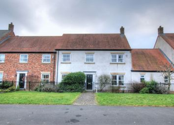 Thumbnail 4 bed detached house for sale in Netherwitton Way, Gosforth, Newcastle Upon Tyne