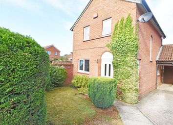 Thumbnail 3 bed detached house for sale in Quantock Crescent, Emerson Valley, Milton Keynes