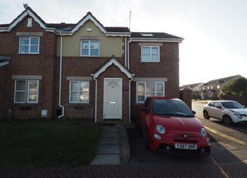 Thumbnail 3 bedroom semi-detached house to rent in Charlestown Way, Victoria Dock, Hull