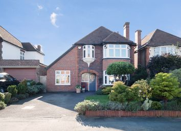 Thumbnail 4 bed detached house for sale in Eastmont Road, Esher