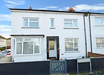 Thumbnail 2 bed maisonette for sale in Napier Road, Northfleet, Gravesend, Kent