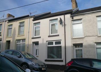 Thumbnail 3 bed terraced house to rent in Brynglas Street, Penydarren, Merthyr Tydfil