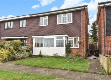 Thumbnail 3 bedroom semi-detached house for sale in Dorrofield Close, Croxley Green, Rickmansworth