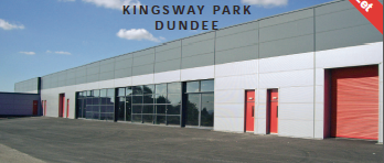 Thumbnail Light industrial to let in Unit 4A, Kingsway Park, Whittle Place, Dundee